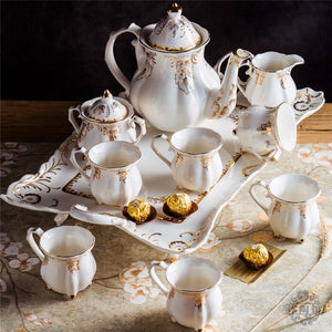Royalty Tea Pot Set - The Little Tea Boutique