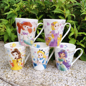 Disney Princess Mugs - The Little Tea Boutique
