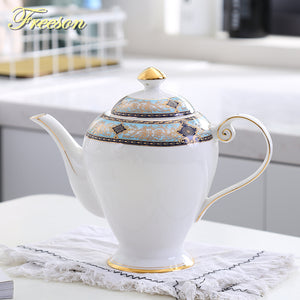 British Royal Bone China Tea Pot - The Little Tea Boutique