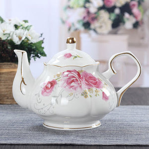 Belgium Royal Tea Pot - The Little Tea Boutique
