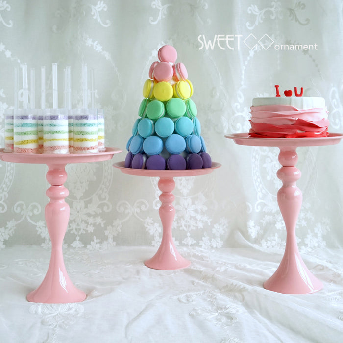 Pink High Tea Cake Stand - The Little Tea Boutique