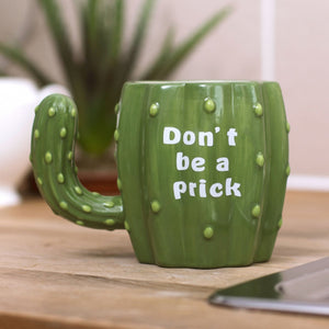 Cactus Style Tea Mug - The Little Tea Boutique