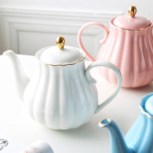Vintage Style Tea Pot for 6 - The Little Tea Boutique