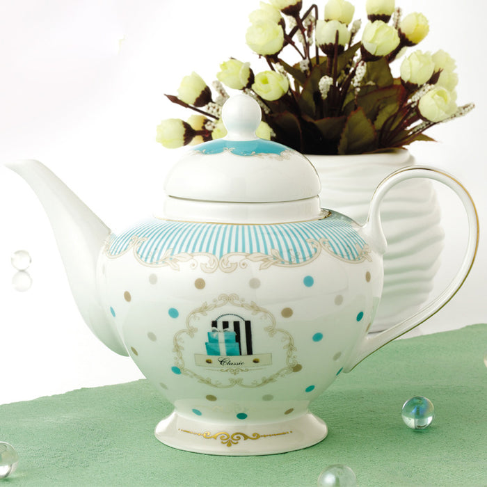 Old English Bone China Tea Pot - The Little Tea Boutique