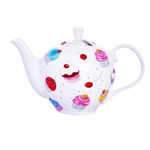 Fruit Cup Cake Tea Pot - The Little Tea Boutique