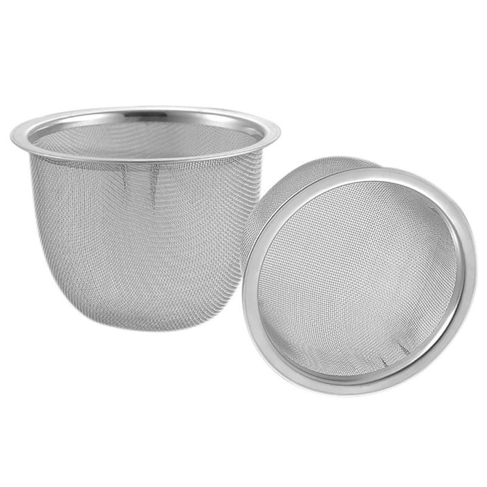 Mesh Tea Strainer Filter - The Little Tea Boutique