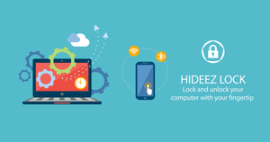HIDEEZ LOCK IS NOW AVAILABLE ON GOOGLE PLAY AND IN APP STORE