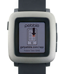 Pebble watchface