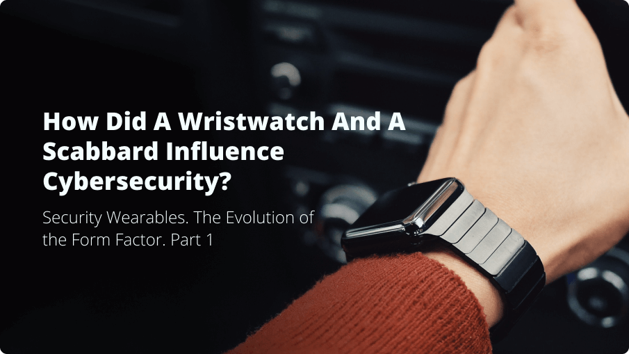 Evolution of Security Wearables header