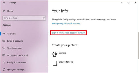 How To Login Without Password in Windows 10