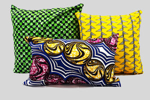 12x24<br>Bold Orb Print Throw Pillow Covers<br>Set of 2 - My Gidan