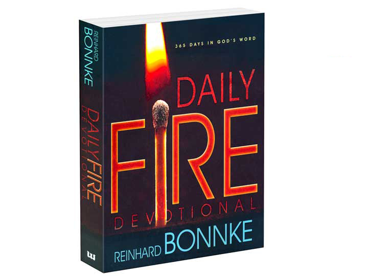 Daily Fire Devotional (Soft Cover)