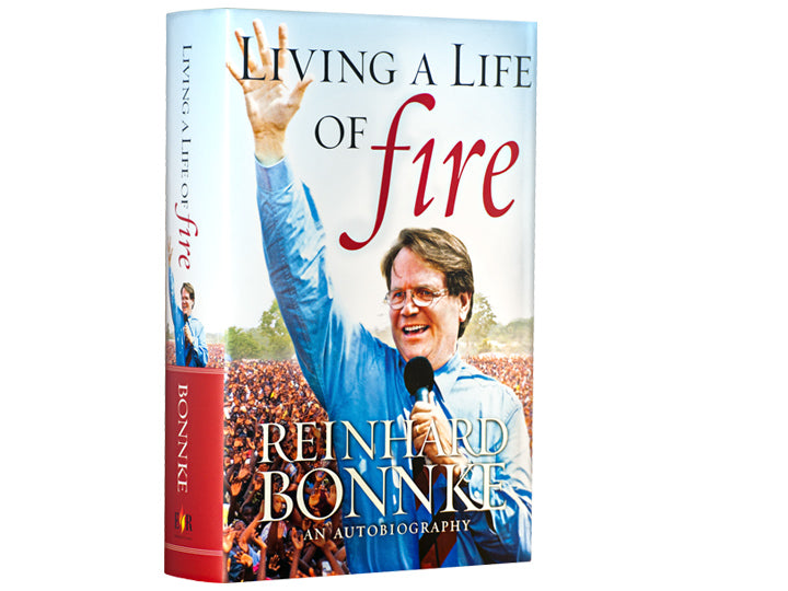 Living a Life of Fire (Hardcopy)