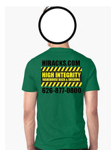 High Integrity T-Shirts 2018 V1