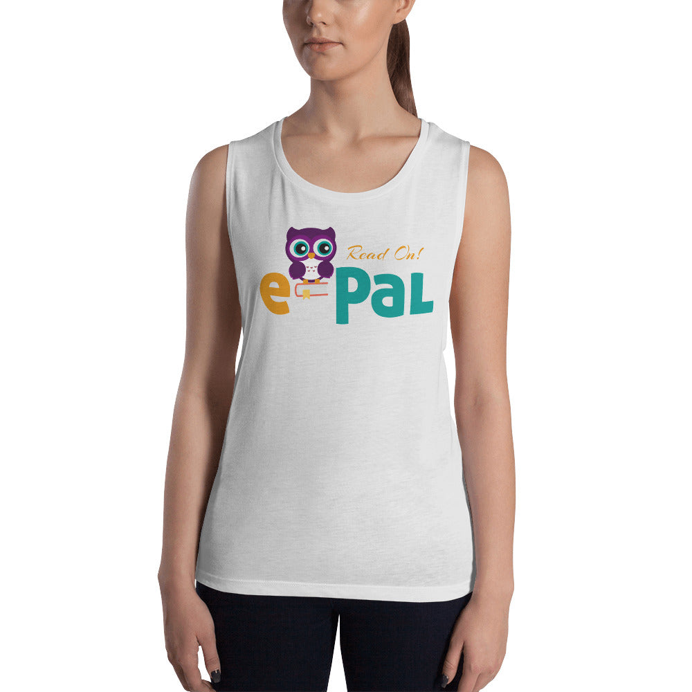 e-Pal Ladies' Muscle Tank