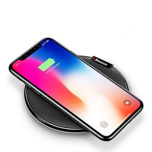 Leather Wireless Charging Pad
