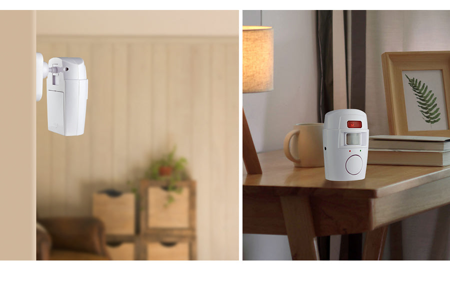 Motion Detector Wireless Home Alarm System
