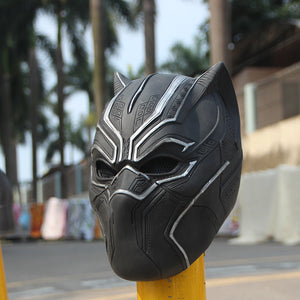 3D Black Panther Head Mask