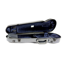 Bam Violin Hightech Contoured Case Black Carbon