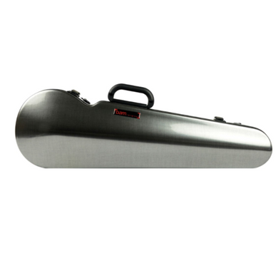 Bam Violin Hightech Contoured Case Tweed