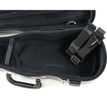 Jakob Winter Violin Shaped Case ABS Carbon Design