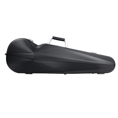Bam Violin L'Opera Contoured Hightech Case Black