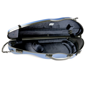 Bam Violin Hightech Slim Case Navy Blue