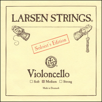 Larsen Cello 4/4 Soloist D String