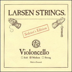 Larsen Cello 4/4 Soloist G String