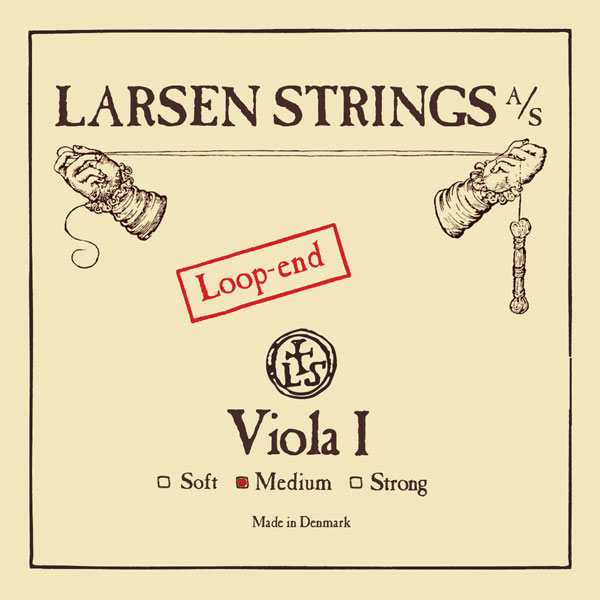 Larsen Viola A String (Ball/Loop)