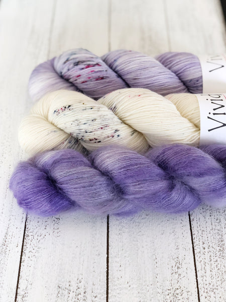 Mystic Kit Kidsilk Lace and Signature Yarn Fingering