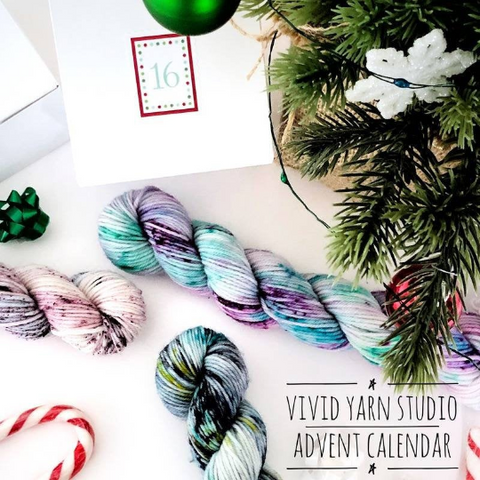 Yarn Advent Calendar