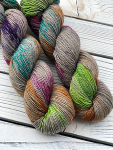 Concrete Jungle · Yak Fingering Yarn