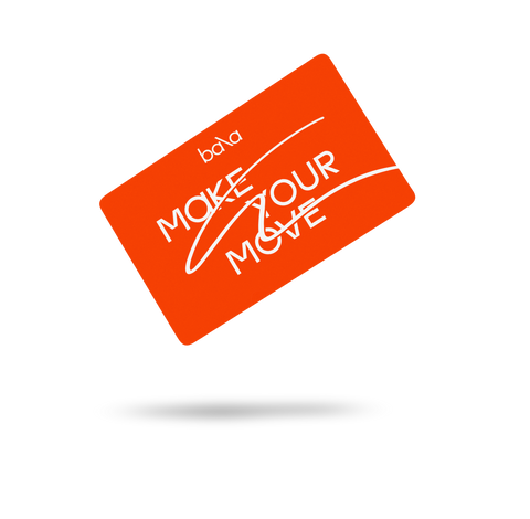 MOVE YOUR MOVE GIFT CARD