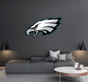 Philadelphia Eagles Logo Wall Decal