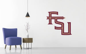 Florida State Basketball NCAA Wall decal Sticker