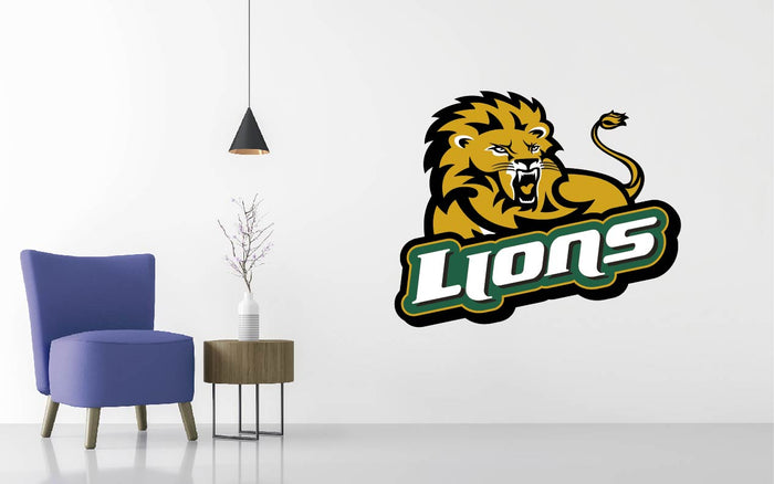 Southeastern Louisiana Football NCAA Wall decal Sticker