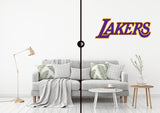 Los Angeles Lakers Logo Wall Decal NBA | Wall Decal