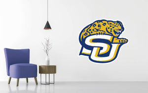 Southern Jaguars Football NCAA Wall decal Sticker