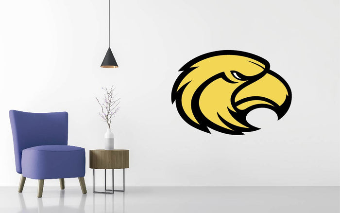 Southern Miss Football NCAA Wall decal Sticker