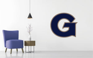 Georgetown Hoyas Basketball NCAA Wall decal Sticker