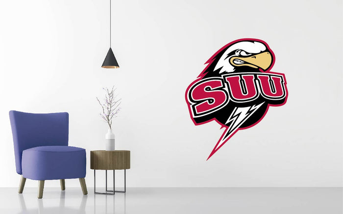 Southern Utah Football NCAA Wall decal Sticker