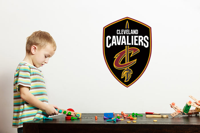 Cleveland Cavaliers Logo Wall Decal | Cavaliers Wall Decal