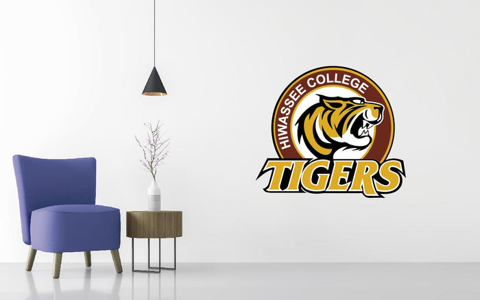 HIWASSEE COLLEGE Basketball NCAA Wall decal Sticker