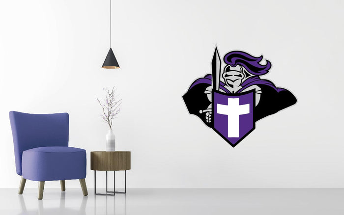 Holy Cross Basketball NCAA Wall decal Sticker