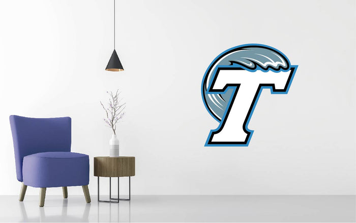 Tulane Athletics Football NCAA Wall decal Sticker