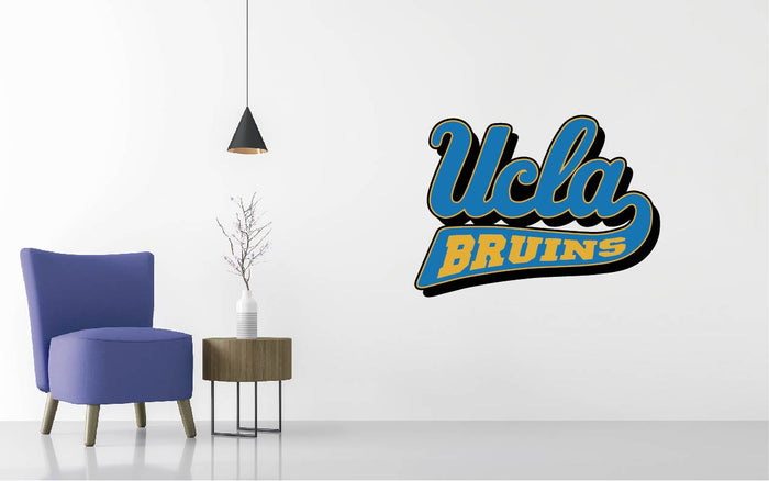 UCLA Bruins Football NCAA Wall decal Sticker