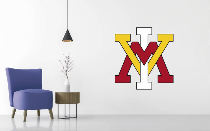 VMI Keydets Football NCAA Wall decal Sticker