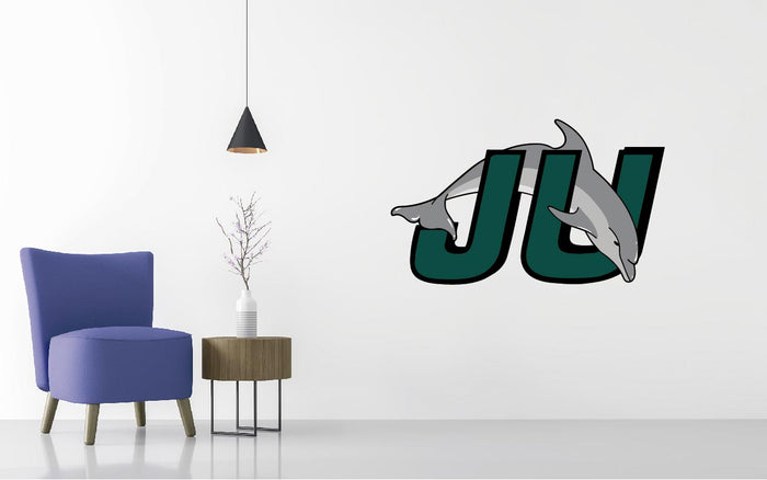 Jacksonville University Basketball NCAA Wall decal Sticker