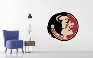 Florida State Football NCAA Wall decal Sticker
